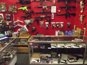Adult Toys Commerce Township MI - Dixieland Flea Market - Iron-Wolf-Airsoft